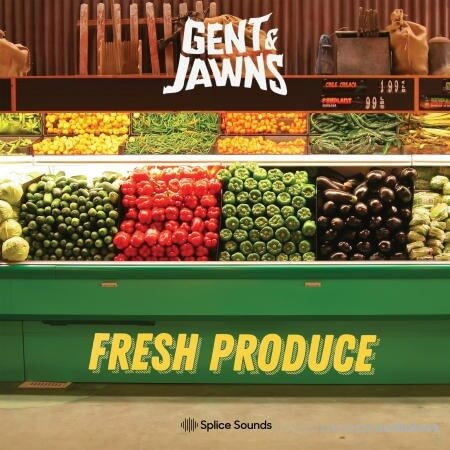 Splice Sounds Gent and Jawns Fresh Produce Sample Pack