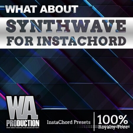WA Production Synthwave for InstaChord