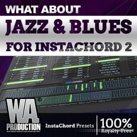 WA Production Jazz Blues for InstaChord 2