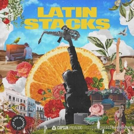 Capsun ProAudio Latin Stacks Live And Resampled