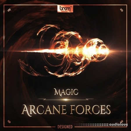 Boom Library Magic - Arcane Forces Designed