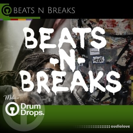 Drumdrops Beats N Breaks WAV