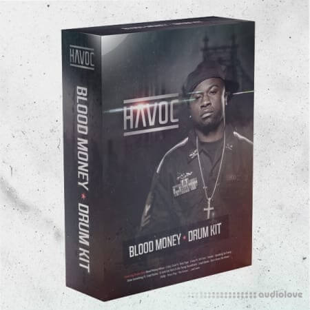 Hclass Entertainment Havoc - Blood Money Kit WAV