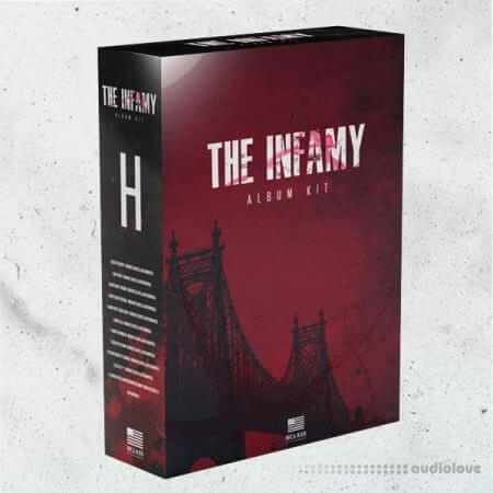 Hclass Entertainment Havoc - The Infamy Album Kit WAV