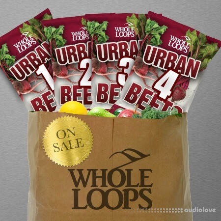 Whole Loops Urban Beets Bundle