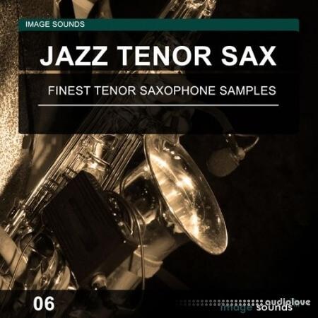 Image Sounds Jazz Tenor Sax 06
