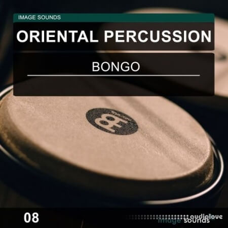 Image Sounds Oriental Percussion 08