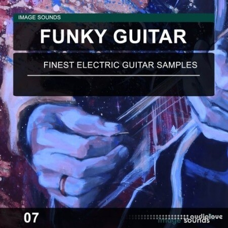 Image Sounds Funky Guitar 07 WAV