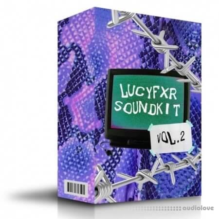 LUCYFXR SoundKit Vol.2