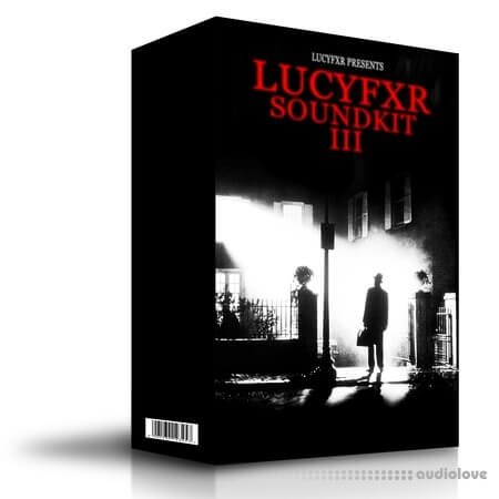 LUCYFXR SoundKit Vol.3 WAV