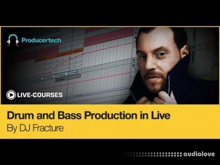 Producertech Drum and Bass Production in Ableton Live