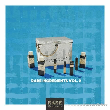 RARE Percussion Rare Ingredients Vol.2