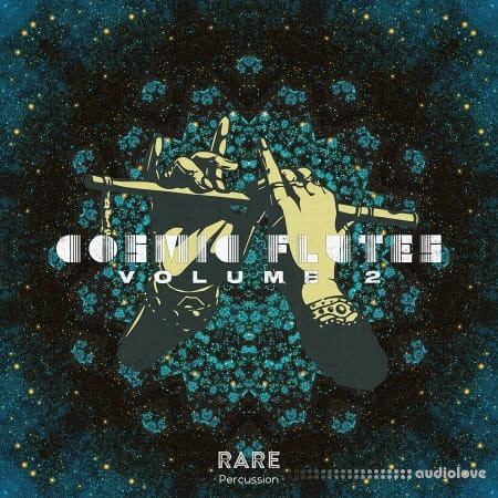 RARE Percussion Cosmic Flutes Vol.2