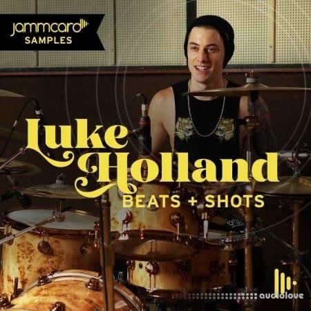 Jammcard Samples Luke Holland Beats And Shots