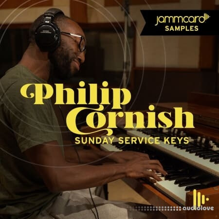 Jammcard Samples Philip Cornish Sunday Service Keys WAV