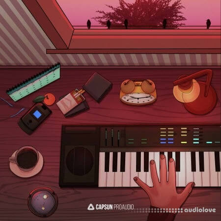 Capsun ProAudio Homework Cloud Trap and Chill Hop