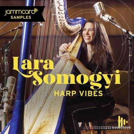 Jammcard Samples Lara Somogyi Harp Vibes