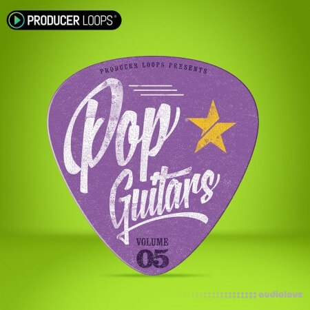Producer Loops Pop Guitars Vol.5