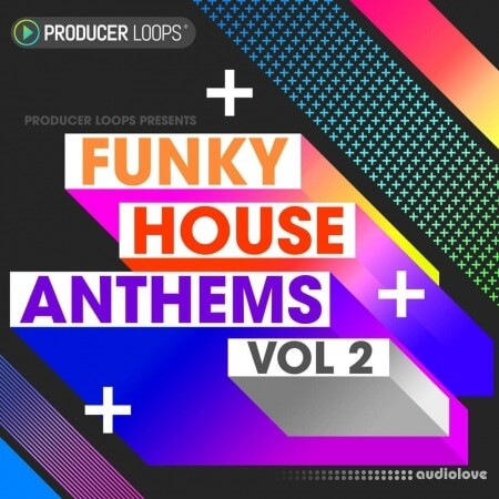 Producer Loops Funky House Anthems Vol.2