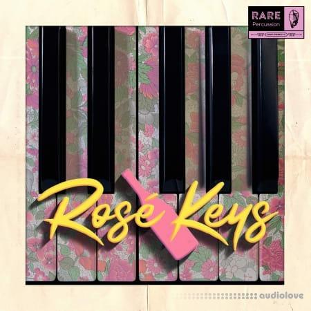 RARE Percussion Rose Keys