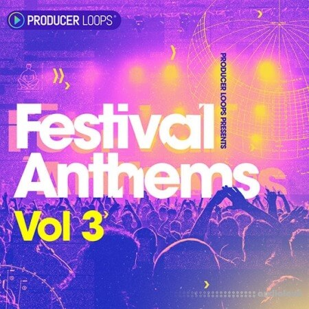 Producer Loops Festival Anthems Vol.3