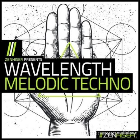 Zenhiser Wavelength Melodic Techno WAV MiDi