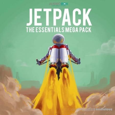 AudeoBox Jetpack