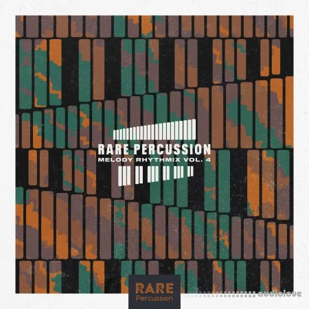 RARE Percussion Melody Rhythmix Vol.4 WAV