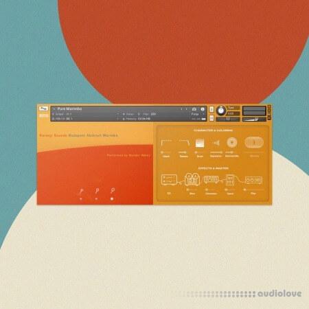 Karanyi Sounds Budapest Abstract Marimba v1.4 KONTAKT
