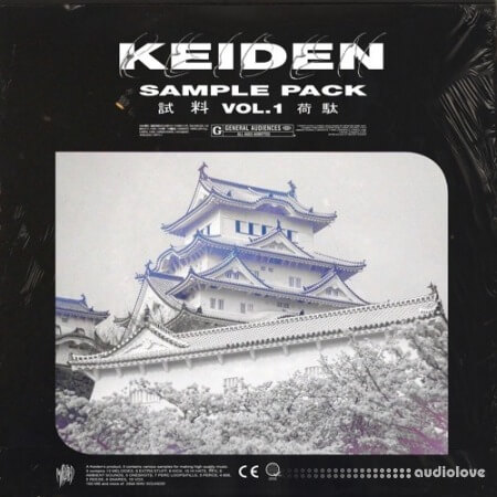 Keiden Sample Pack Vol.1 WAV