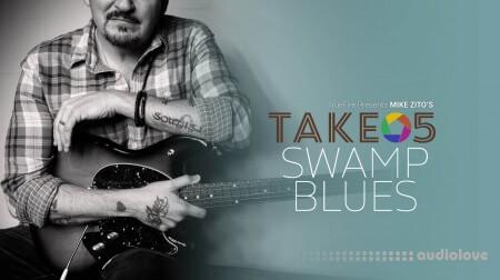 Truefire Mike Zito Take 5 Swamp Blues