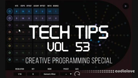 Sonic Academy Tech Tips Volume 53 with Protoculture