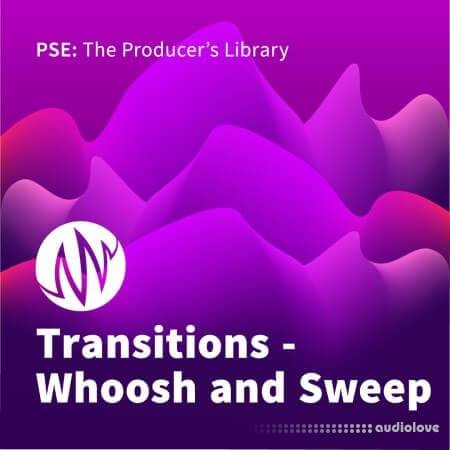 PSE: The Producers Library Transitions Whoosh and Sweep