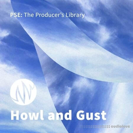 PSE: The Producers Library Howl and Gust WAV