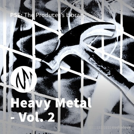 PSE: The Producers Library Heavy Metal Vol.2 WAV