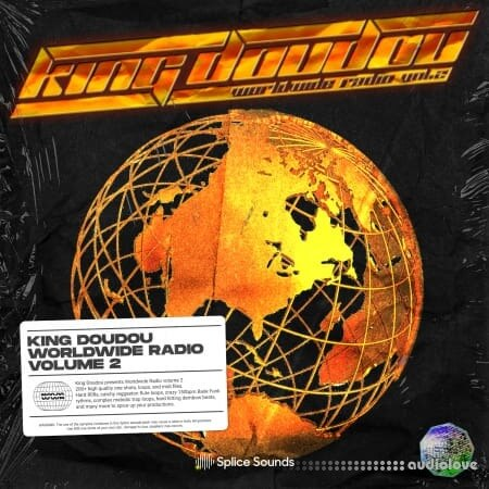 Splice Sounds King Doudou Worldwide Radio Vol.2 Sample Pack