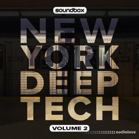 Soundbox New York Deep Tech Vol.2