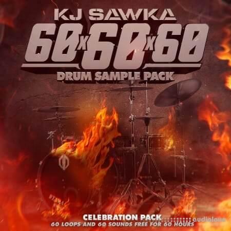 Impossible Records KJ SAWKA 60x60x60 Drum Pack