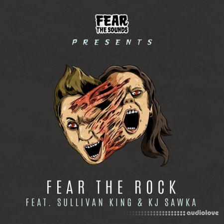Splice Sounds Fear The Sounds Presents Fear the Rock ft. Sullivan King and KJ Sawka WAV