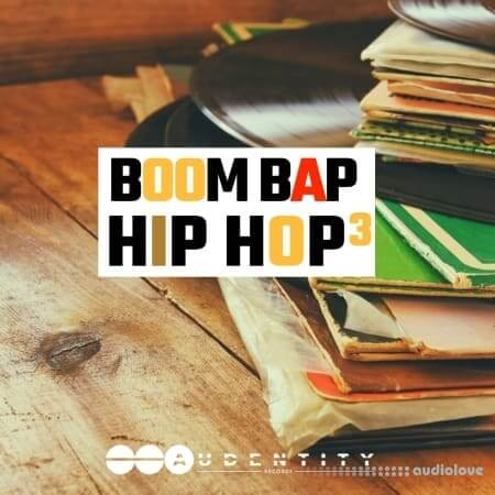 Audentity Records Boom Bap Hip Hop 3