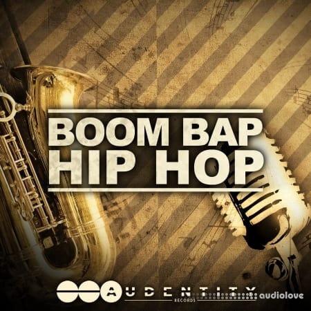 Audentity Records Boom Bap Hip Hop