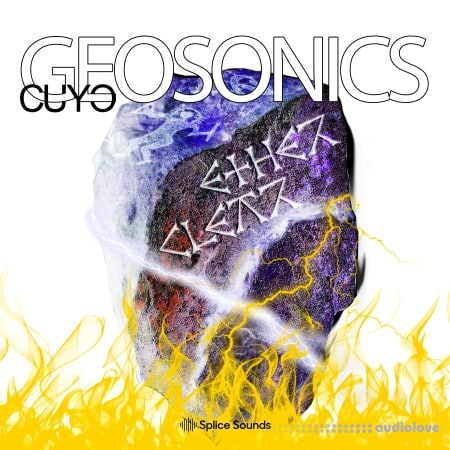 Splice Sounds Cuyo Geosonics Vol.1 Ether Clear Edition