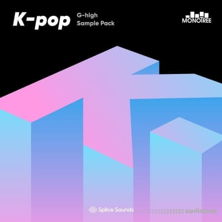 Splice Sounds Monotree presents the G-High K-Pop Sample Pack WAV