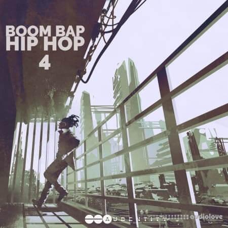 Audentity Records Boom Bap Hip Hop 4