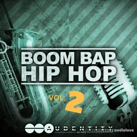 Audentity Records Boom Bap Hip Hop 2