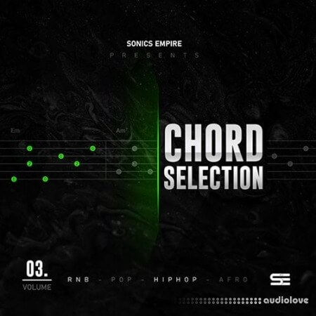 Sonics Empire Chord Selection Volume 3 WAV MiDi