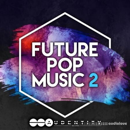 Audentity Records Future Pop Music 2 WAV Synth Presets