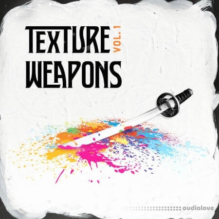 RARE Percussion Texture Weapons Vol.1