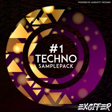 Audentity Records Exciter #1 Techno Samplepack