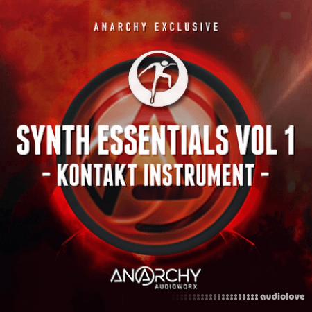 Anarchy Audioworx Synth Essentials Vol.1